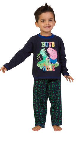 George Pig Long Pyjamas