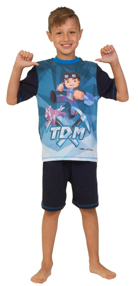 Dan TDM Short Pyjamas