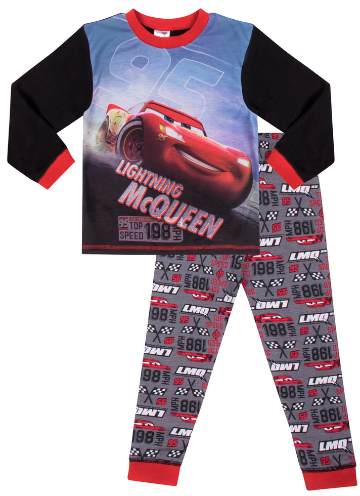 Cars Lightning McQueen Long Pyjamas