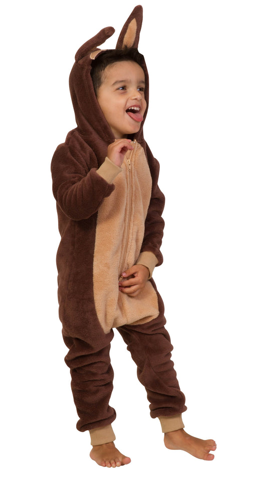 Unisex Cool Donkey Novelty Supersoft Onesie All in One Playsuit