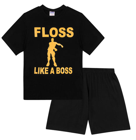 Floss Like a Boss Short Pyjamas