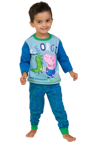 George Pig & Dinosaur Long Pyjamas