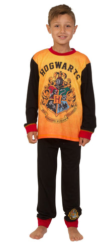 Harry Potter Hogwarts Long Pyjamas