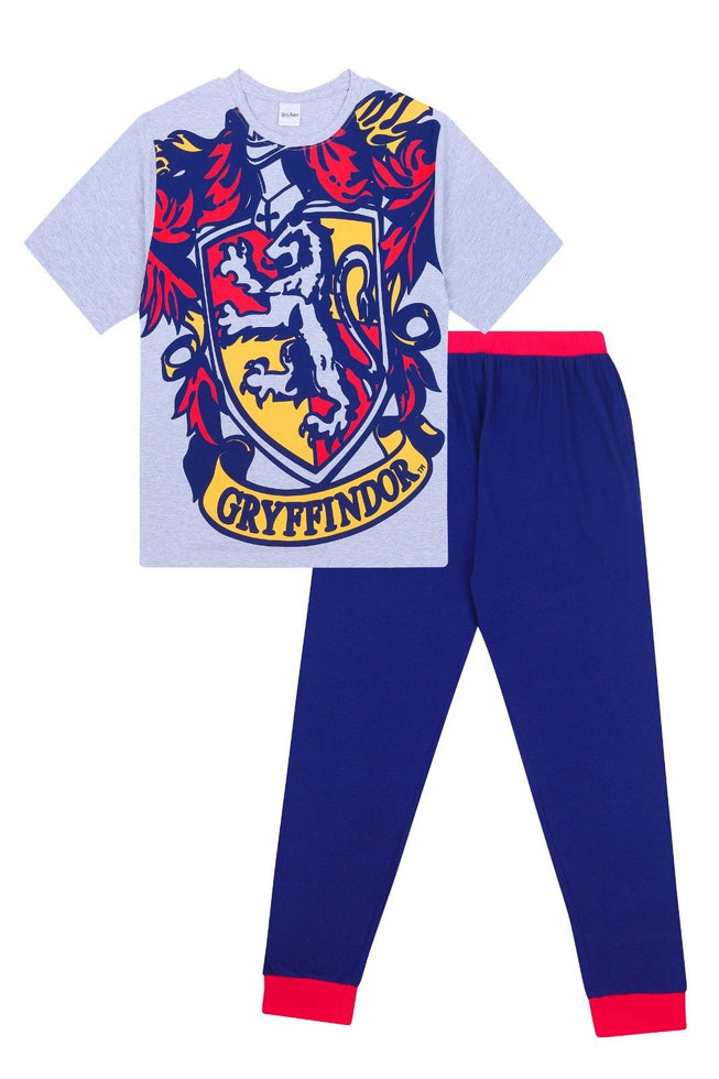 Men's Harry Potter Gryffindor Long Pyjamas