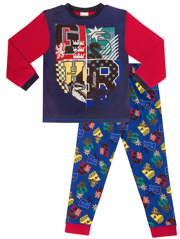Harry Potter Gryffindor Pyjamas - Long