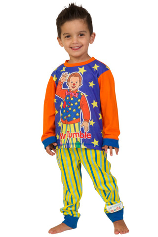 Mr Tumble Fancy Dress Long Pyjamas