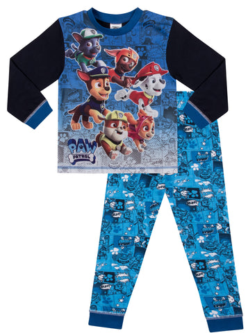Paw Patrol Long Pyjamas