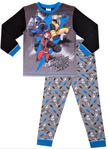 Power Rangers Long Pyjamas