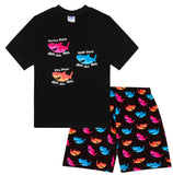 Baby Shark Short Pyjamas
