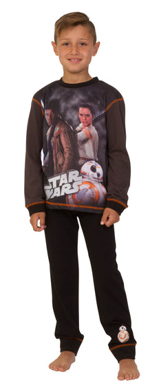 Star Wars The Force Awakens Long Pyjamas
