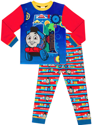 Thomas The Tank Engine Long Pyjamas