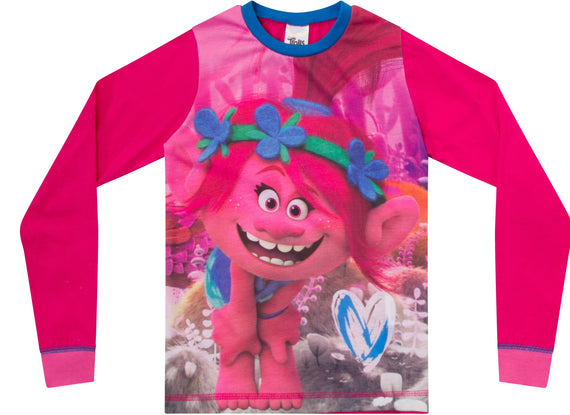 "Trolls ""Poppy"" Long Pyjamas"