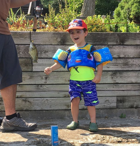 How To Teach Your Kids To Fish