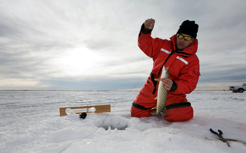 5 Fish Still Biting Through the Winter — and How Fishing Attractant Can Help