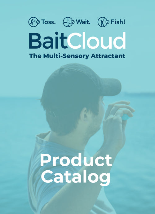 BaitCloud Fish Attractant Product Catalog