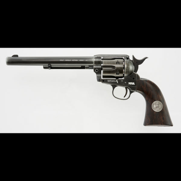 Refurbished Colt NRA Edition Weathered CO2 .177 cal. Airgun Revolver