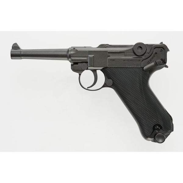 Refurbished Legends Luger P.08 Full Metal 4.5MM CO2 BB Gun