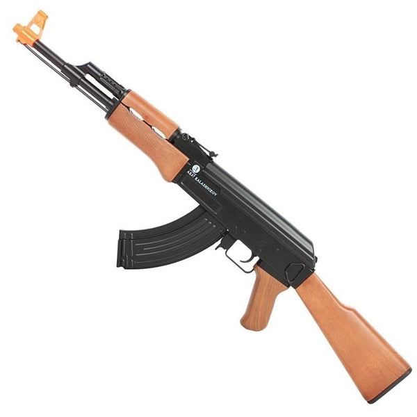 Refurbished Kalashnikov AK47 Airsoft AEG with Battery and Charger