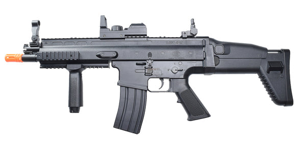 Airsoft Refurbished FN SCAR-L Black Auto Electric Rifle Full Auto