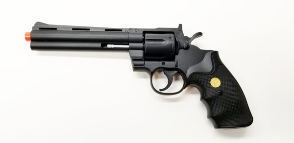 Revolver Prop Pistol, BROKEN airsoft gun Prop use only Free Ship!