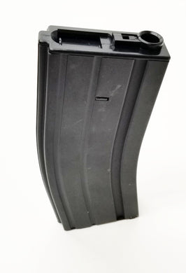 Airsoft Lancer Tactical Metal M4/M16 Blk 300 Round Magazine, Free Ship!