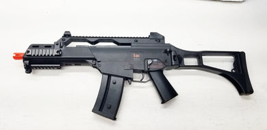 Full Size Plastic H&K G36C Replica Prop Gun, BROKEN Airsoft Gun, For Prop Use Only