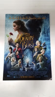 "Beauty and The Beast 13"" x 20"" Double Sided Movie Poster"