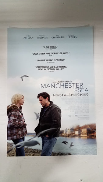 "Manchester by the Sea 13"" x 20""  Movie Poster"