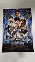 "Black Panther 13"" x 20"" Double Sided Movie Poster"
