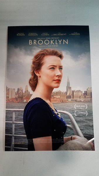 "Brooklyn 13"" x 20"" Movie Poster"