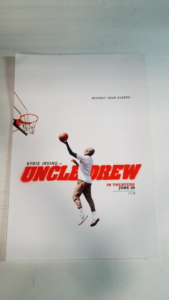 "Uncle Drew 13"" x 20"" Movie Poster (Style 2)"