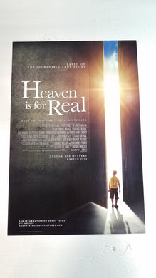 Heaven is for Real 11.5