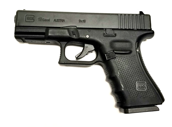 Refurbished Glock G19 Gen 4 CO2 4.5MM BB Gun Pistol 410 FPS
