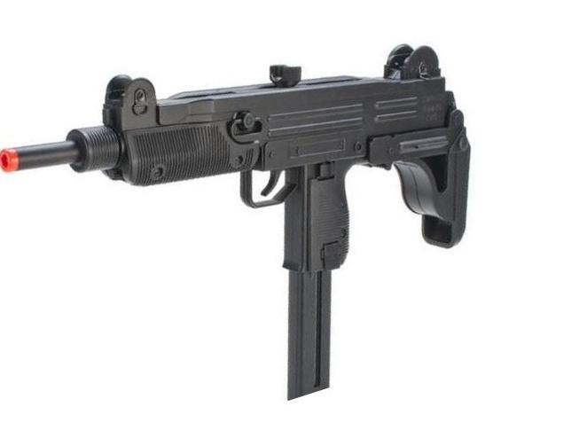 NEW FULL AUTO Airsoft IWI Licensed Uzi AEG with Free Shipping!