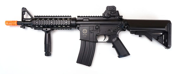 Refurbished Airsoft Tactical Force M4 CQB Sportline AEG Black 2279714