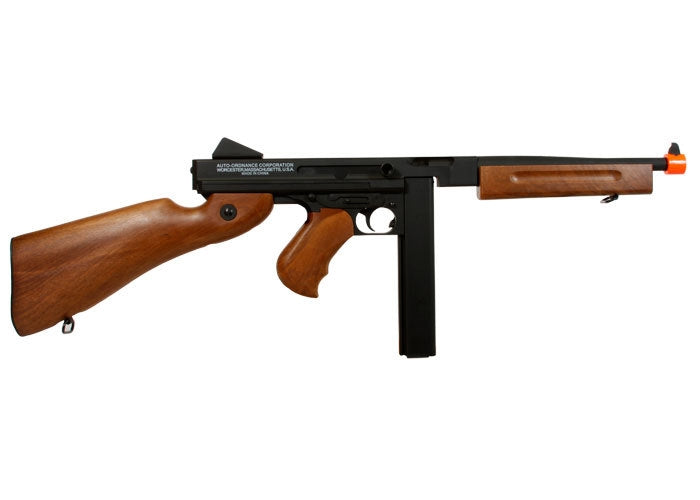 Refurbished Thompson M1A1 Full Metal Airsoft AEG. 43900