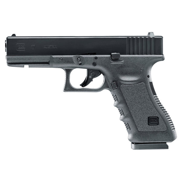 Refurbished Glock G17 4.5mm Steel BB Airgun Pistol. Blowback Action. Metal Slide