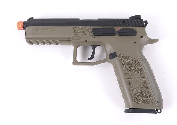 Refurbished Airsoft CZ P-09 by ASG CO2 Blowback Pistol, Free Ship!
