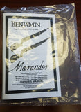 Manufacturer Refurbished Benjamin Marauder .177 PCP Air Gun Rifle. Synthetic