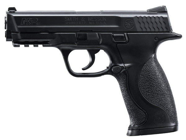 Refurbished Smith & Wesson M&P 40 4.5MM CO2 BB Gun Black