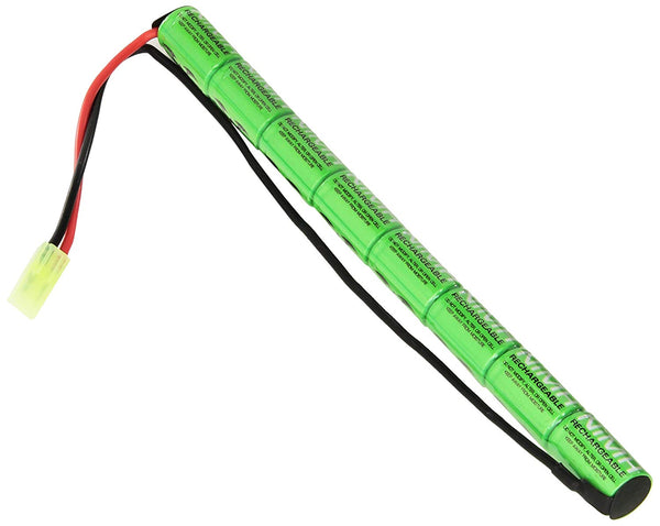 Valken Airsoft Battery 9.6v NiMH 1600mAh Stick, Free Ship!