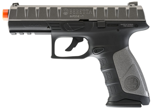 Refurbished Beretta APX Co2 Airsoft Pistol. Metal, Blowback