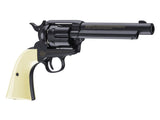 Manufacturer Refurbished Colt Peacemaker 4.5mm Co2 Airgun Pistol - Blued