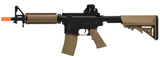 Refurbished Colt M4A1 CQBR Airsoft AEG Rifle. Black and Tan