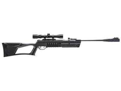 Manufacturer Refurbished Fuel .177 Caliber Air Rifle. With Scope and Bipod