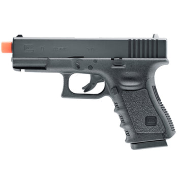 BRAND NEW Glock G19 Gas Blowback Airsoft Pistol PLUS 1K .20gram BBs