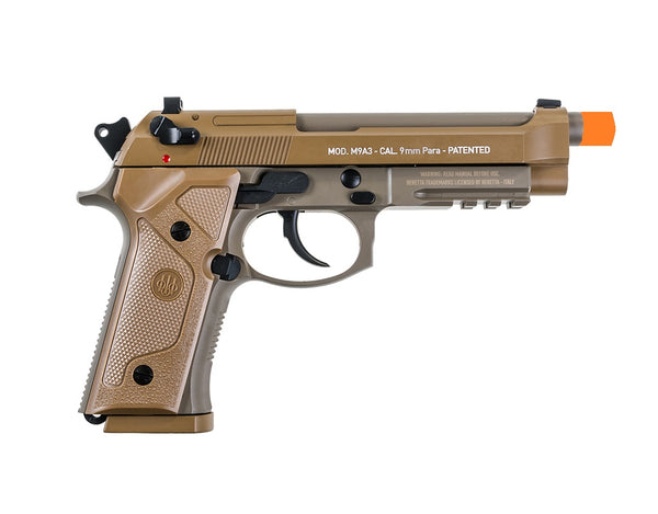 Refurbished Beretta MOD. M9A3 CO2 Airsoft Pistol Full Metal Blowback FDE