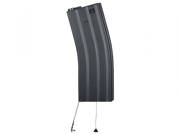 Airsoft M4/M16 Black 300 Round Flash Magazine, Free Ship!