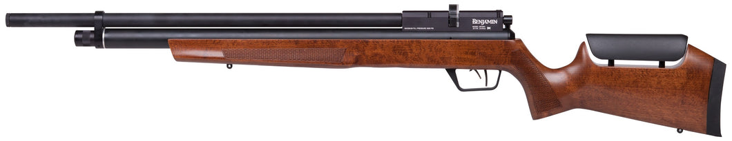 Manufacturer Refurbished Benjamin Marauder .22 cal PCP Air Gun Rifle Wood Stock