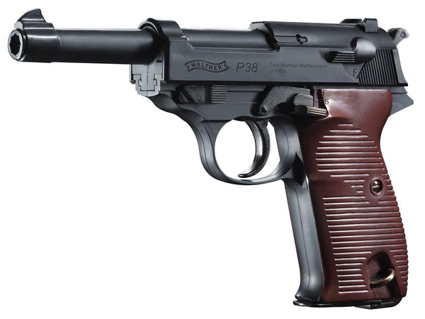 NEW Walther P38 4.5mm Co2 Airgun Pistol 2252730